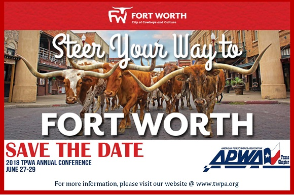 TPWA Annual Conference - June 27-29 in Fort Worth