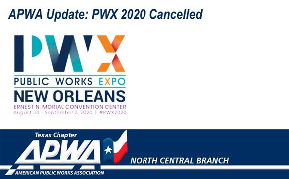 PWX 2020 Cancelled